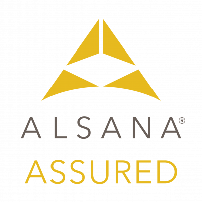 Alsana Assured Logo