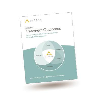 Alsana's Adaptive Care Model® Outperforms Traditional Treatment Models